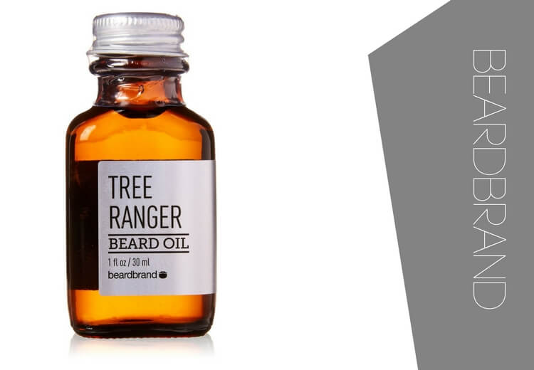 One of the top beard oils is the beardbrand tree ranger beard oil