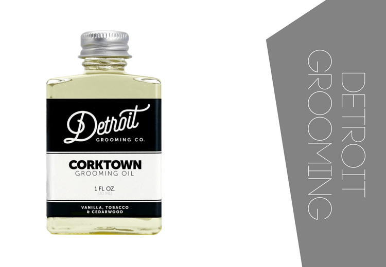 Detroit Grooming Corktown Beard Oil Review