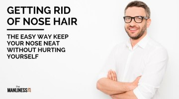 How To Get Rid Of Nose Hair Easily Without Hurting Yourself