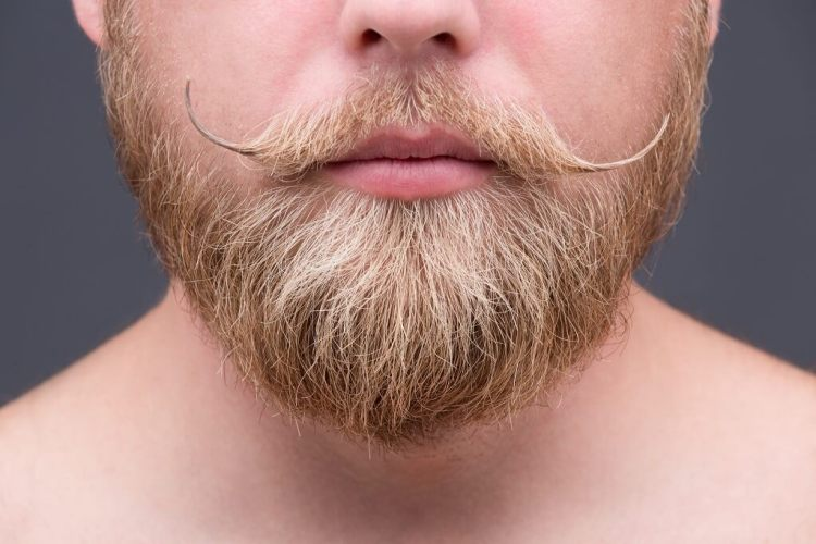 Mustache wax and beard wax are the same. The only difference is how strong the hold of the wax is