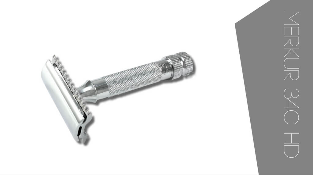 Review of Merkur 34c HD safety razor