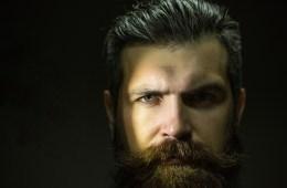 How to moisturise your dry skin under beard