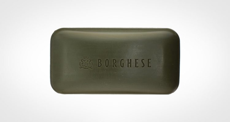 Borghese bar soap for guys
