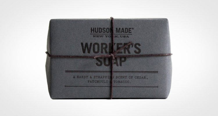 Hudsons Made Workers One of the best bar soap for men