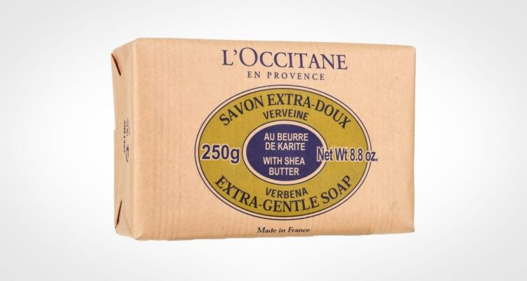 L Occitane bar soap for guys