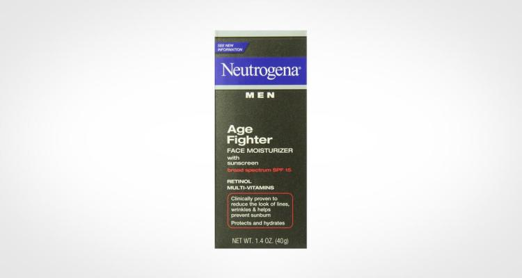 Neutrogena Mens Face Moisturizer