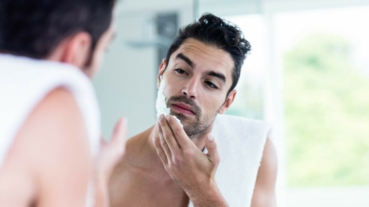 Prevent razor burns and bumps with pre shaving routine and proper shaving technique and products
