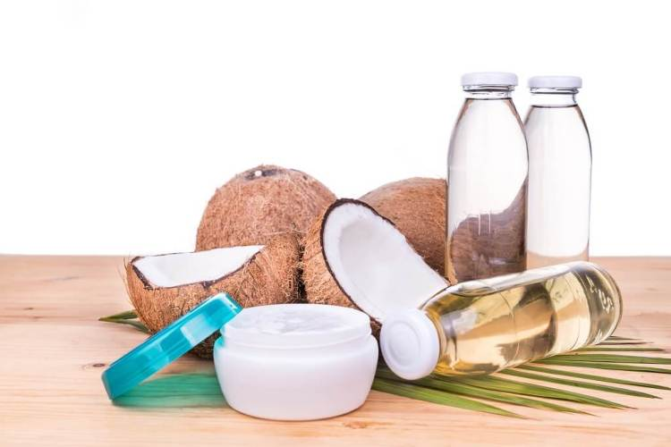 Coconut oil is perfect for beard shaving and skincare