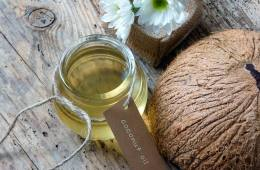 Shaving with coconut oil. Everything you want to know