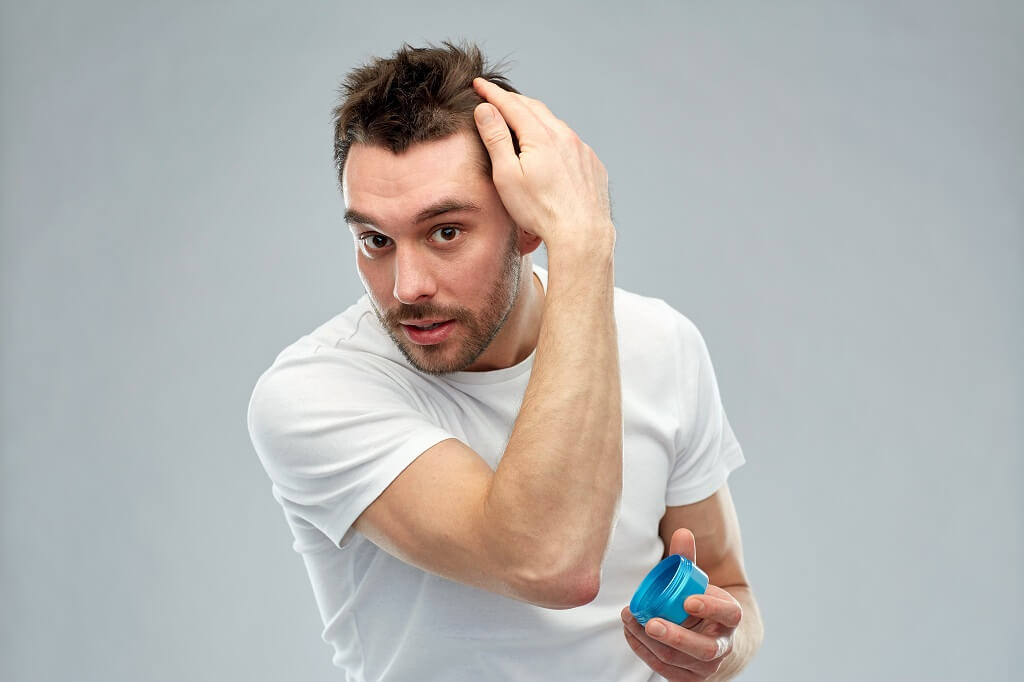How To Use Hair Gel And Pomade