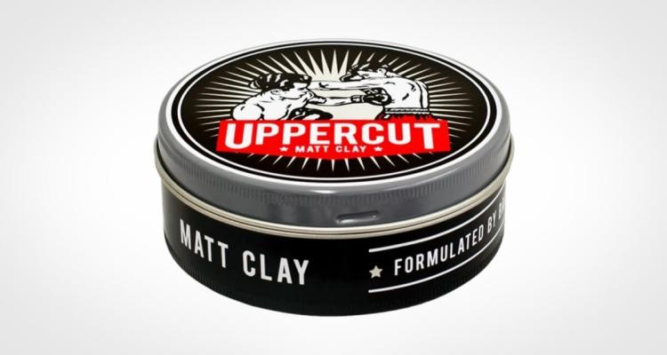 Uppercut matt hair clay for men