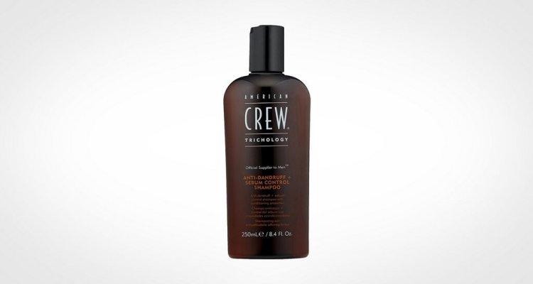 American Crew Anti-Dandruff Plus Sebum Control Shampoo