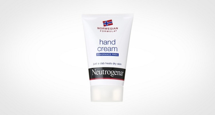Neutrogena hand cream men