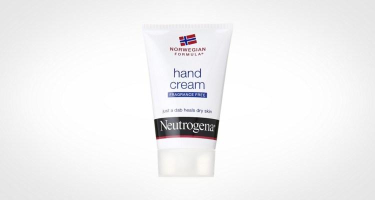 Neutrogena hand cream men