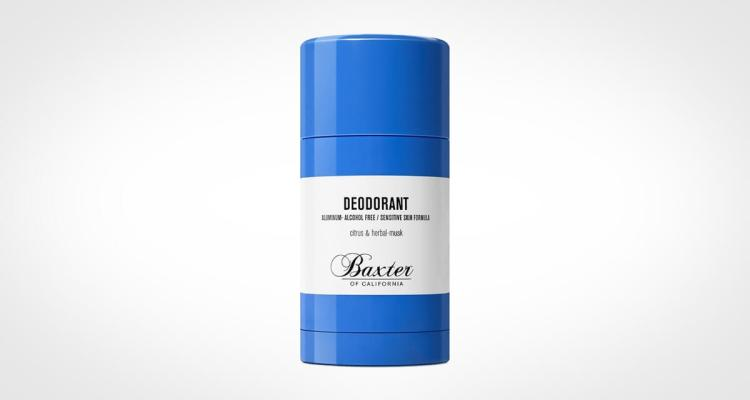 Baxter of California deodorant for men