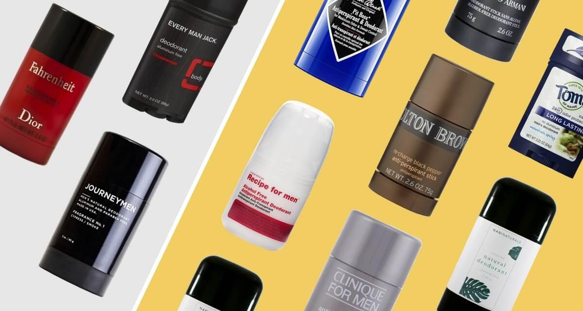 Best Deodorants And Antiperspirants For Men: 16 Top Brands Reviewed