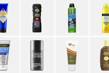 Best sunscreens for men