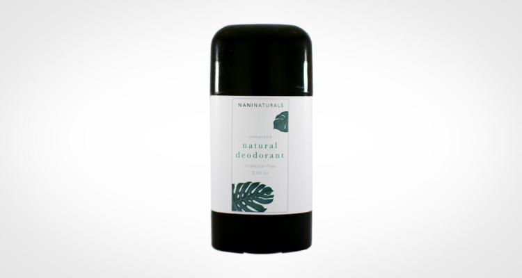 Naninaturals Organic Deodorant For Men