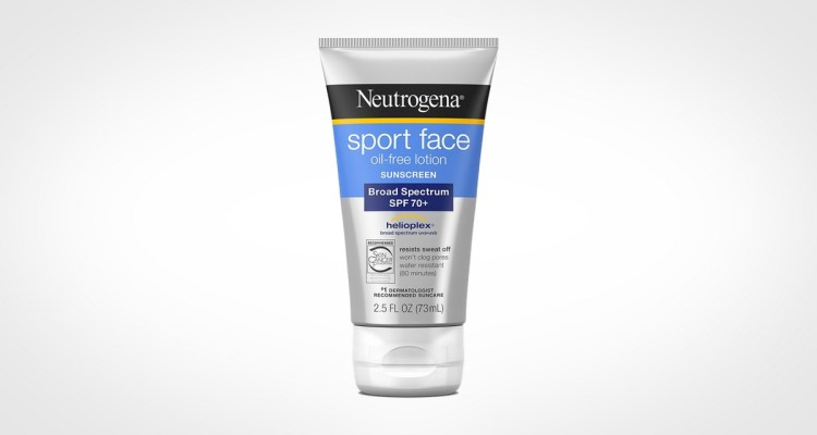 Neutrogena Face Lotion Sunscreen for men