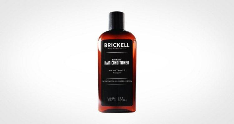 Brickell conditioner for men