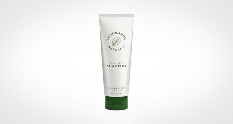 Christina Moss all natural shampoo for men