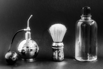 Differences between aftershave cologne eau de toilette