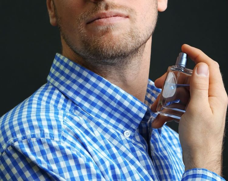 How to use cologne