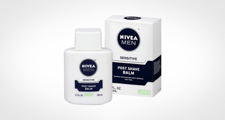 Nivea for men aftershave balm