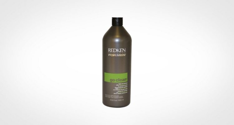 Redken shampoo for men