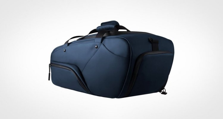 Keep Pursuing luxury duffel bag for gym