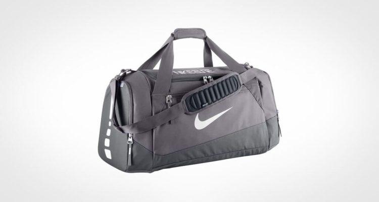 Nike Elite Max Air Team Large Basketball Duffel Bag