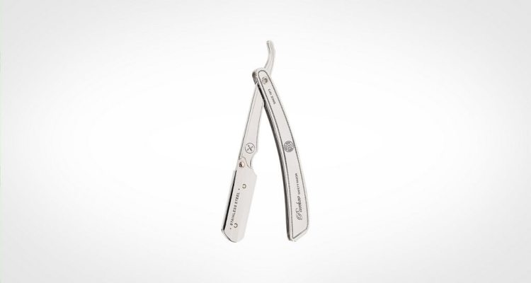 Parker Safety Straight Edge Barber Razor