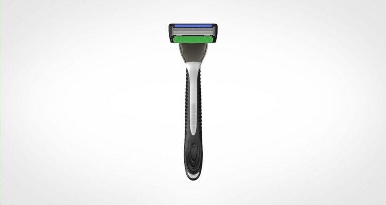 Swipe 6-Blade Shave Kit cartridge razor