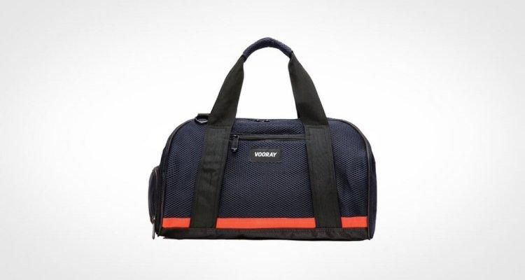Vooray Burner Compact Gym Bag for men