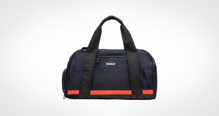 Vooray Burner Compact Gym Bag for men