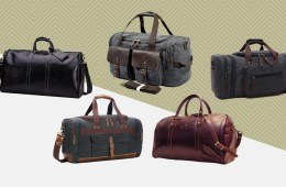 Best duffel bags for men