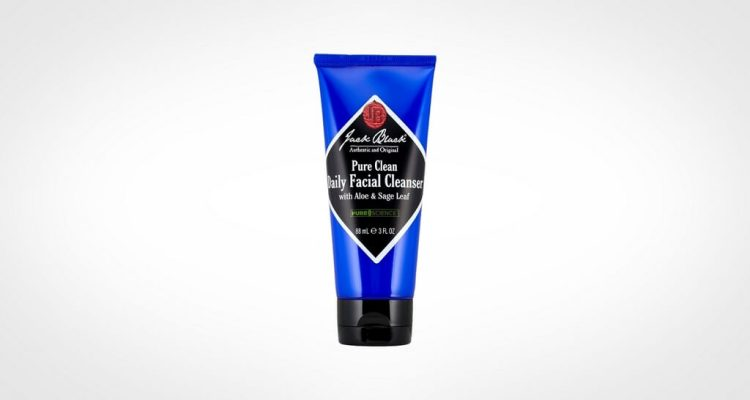 Jack Black face wash for men