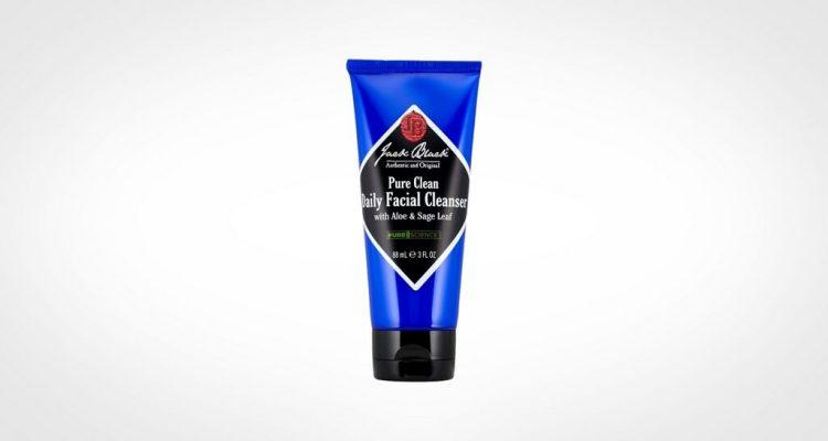 Jack Black face wash for men