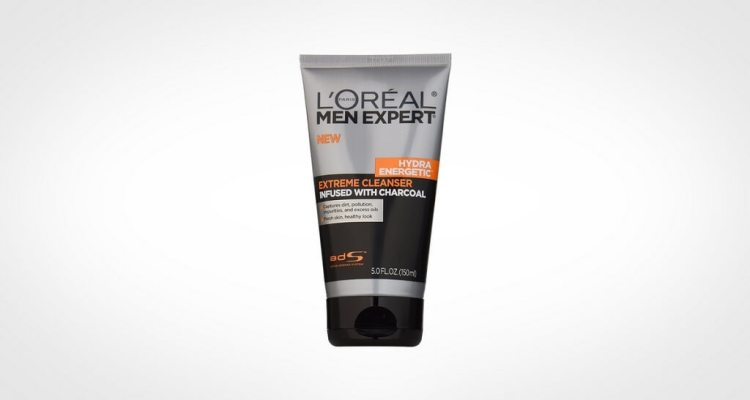 L'Oreal Paris face wash for men