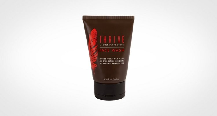 Thrive face wash for men
