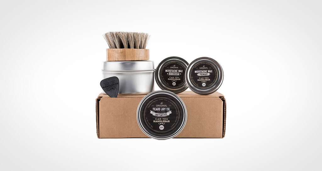CanYouHandlebar Basic Beard Care Kit