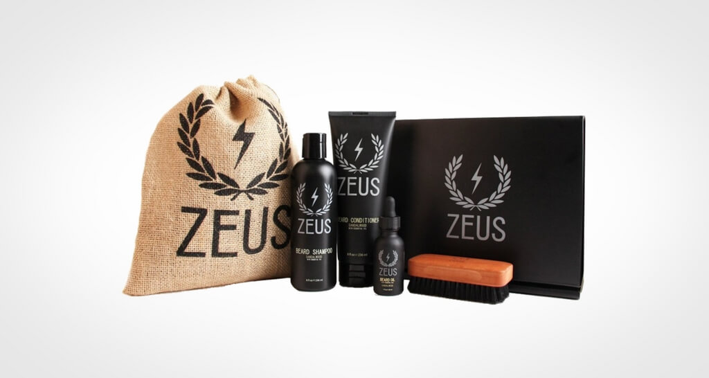 Zeus Deluxe One of the best Beard Grooming Kit for Men