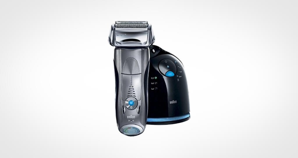 Braun Series 7 790cc Cordless Electric Foil Shaver for Men