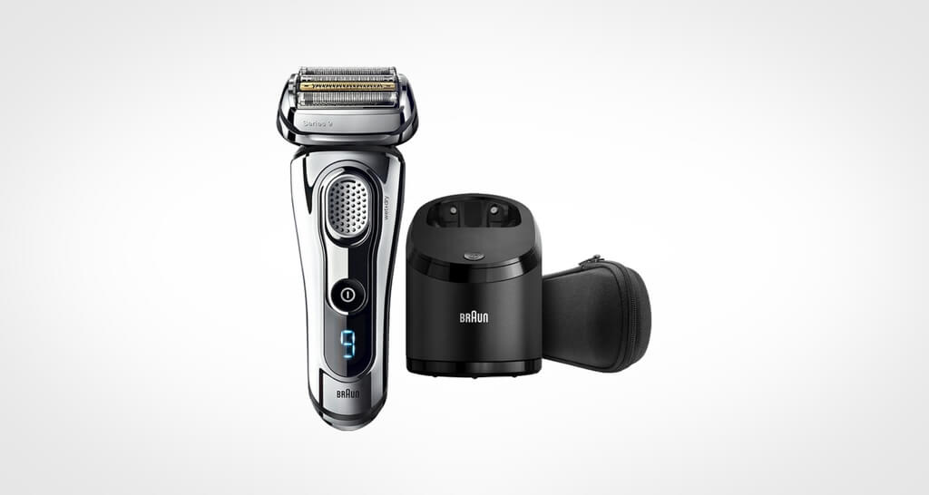 Braun Series 9 9290CC Wet & Dry Electric Shaver for Men