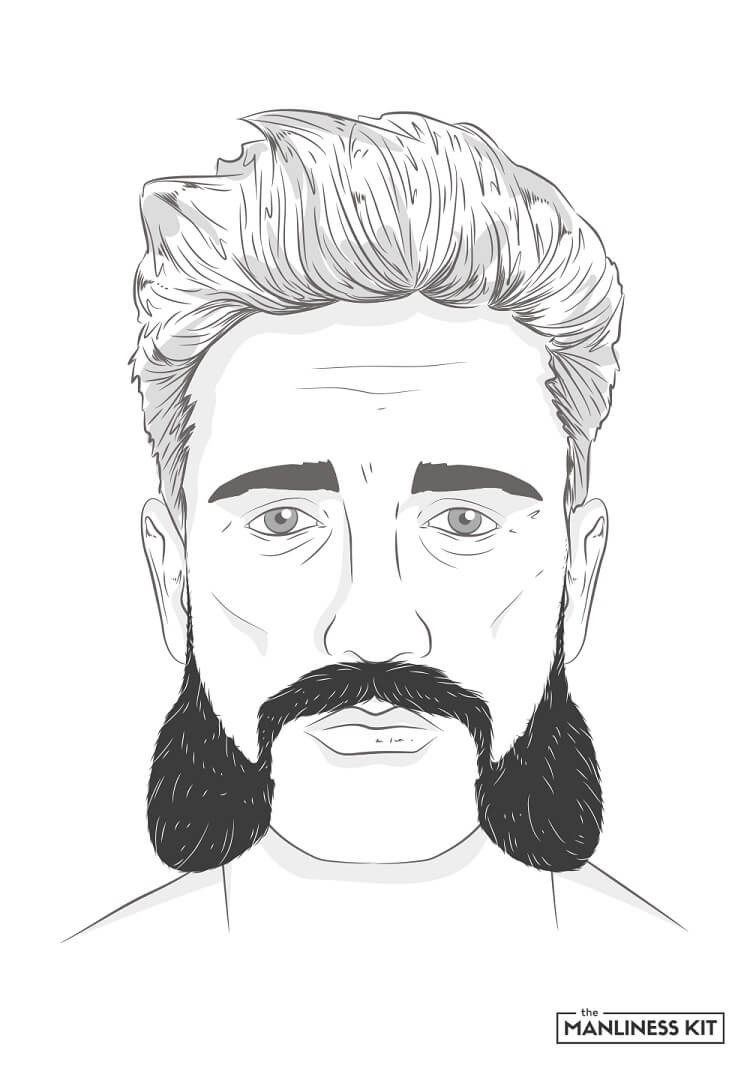 Fabulous 25 Impressive Short Beard Styles And How To Get Them The Schematic Wiring Diagrams Phreekkolirunnerswayorg