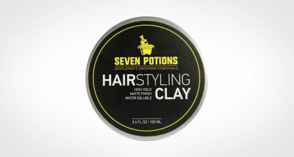 Seven Potions Styling Clay