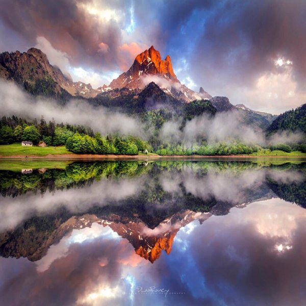 Landscape In France Didier Laurancy