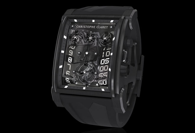 Christophe Claret DualTow NightEagle