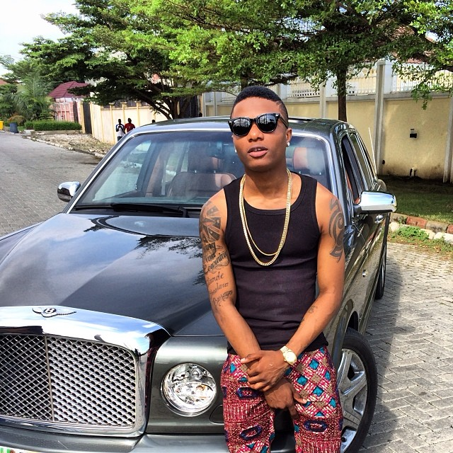 WizKid: A Look At His Fleet Of Cars