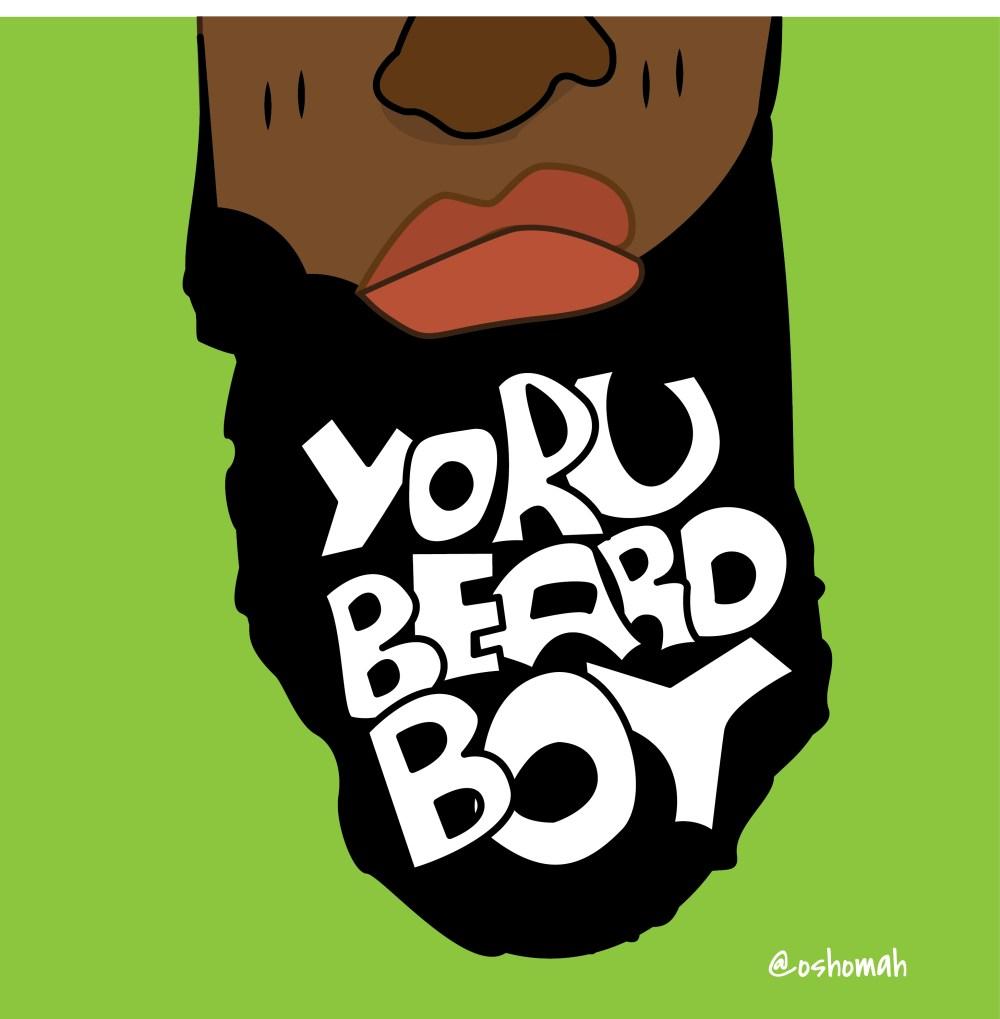 Yorubeard-boy